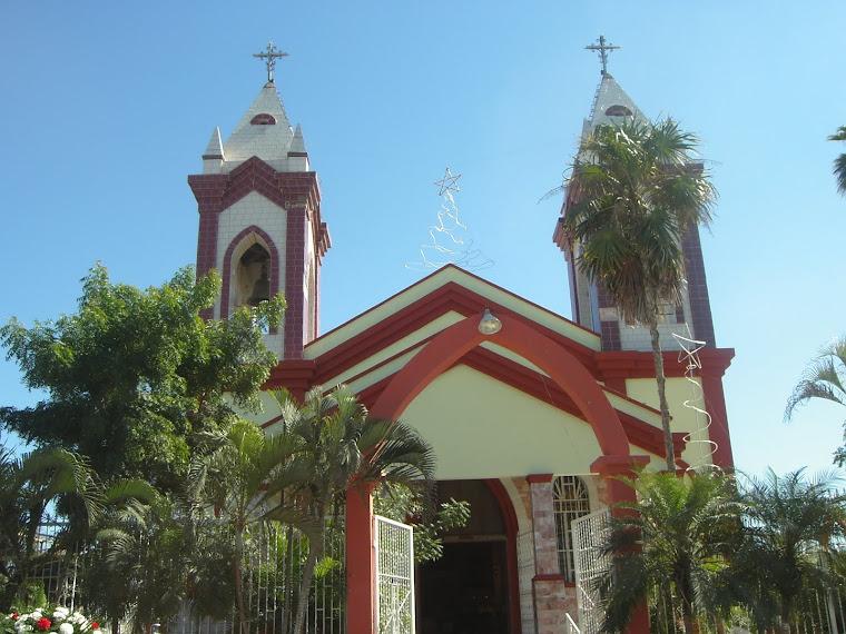 Iglesia del Sagrado Corazón de Jesús de Eldorado
