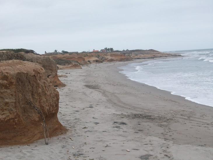 La playa de Celestino Gazca