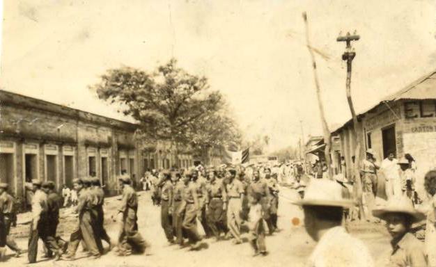 Desfile del 16 de septiembre de 1948
