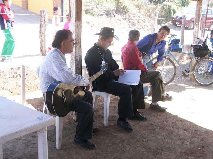 """Canta autor Somar Noya  y su corrido a Felipe Bachomo""""El Missi"""""""