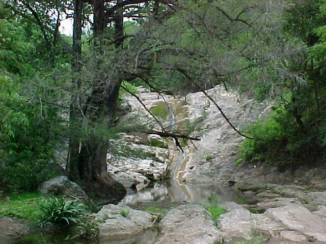 Cascada de Vado Hondo