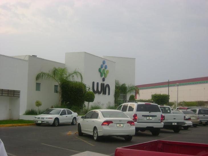 """Centro de esperanza """"Casino Win"""" en el Desarrollo Urbano Tres Ríos, Culiacán Rosales"""