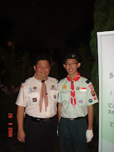 2nd President's Scout Award Candidate From TP Eagles