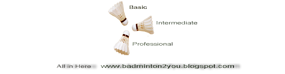 BADMINTON2YOU