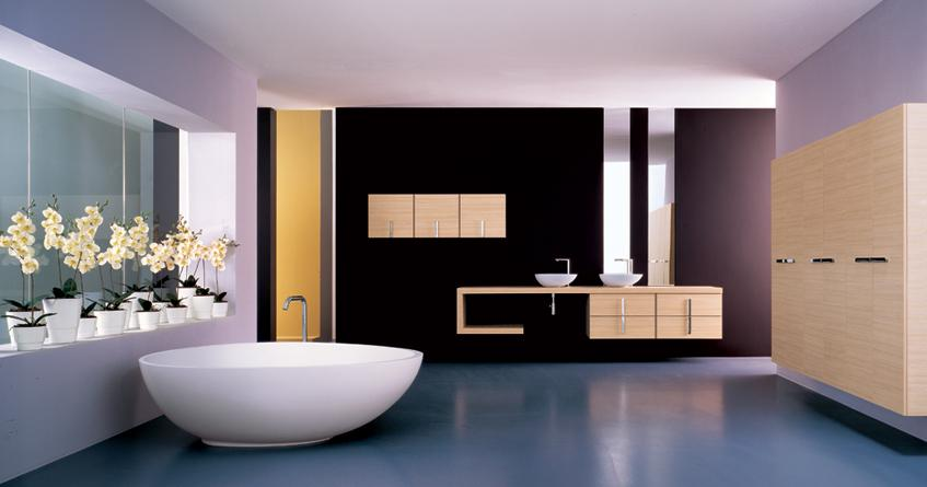 Ev dekorasyonu modern banyo modelleri - Banyo dekorasyon ...