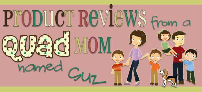 product reviews from a quad mom named suz