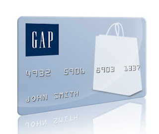 gap gift card: