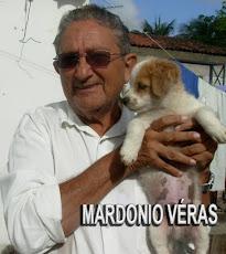 Meu amigo Mardônio Véras