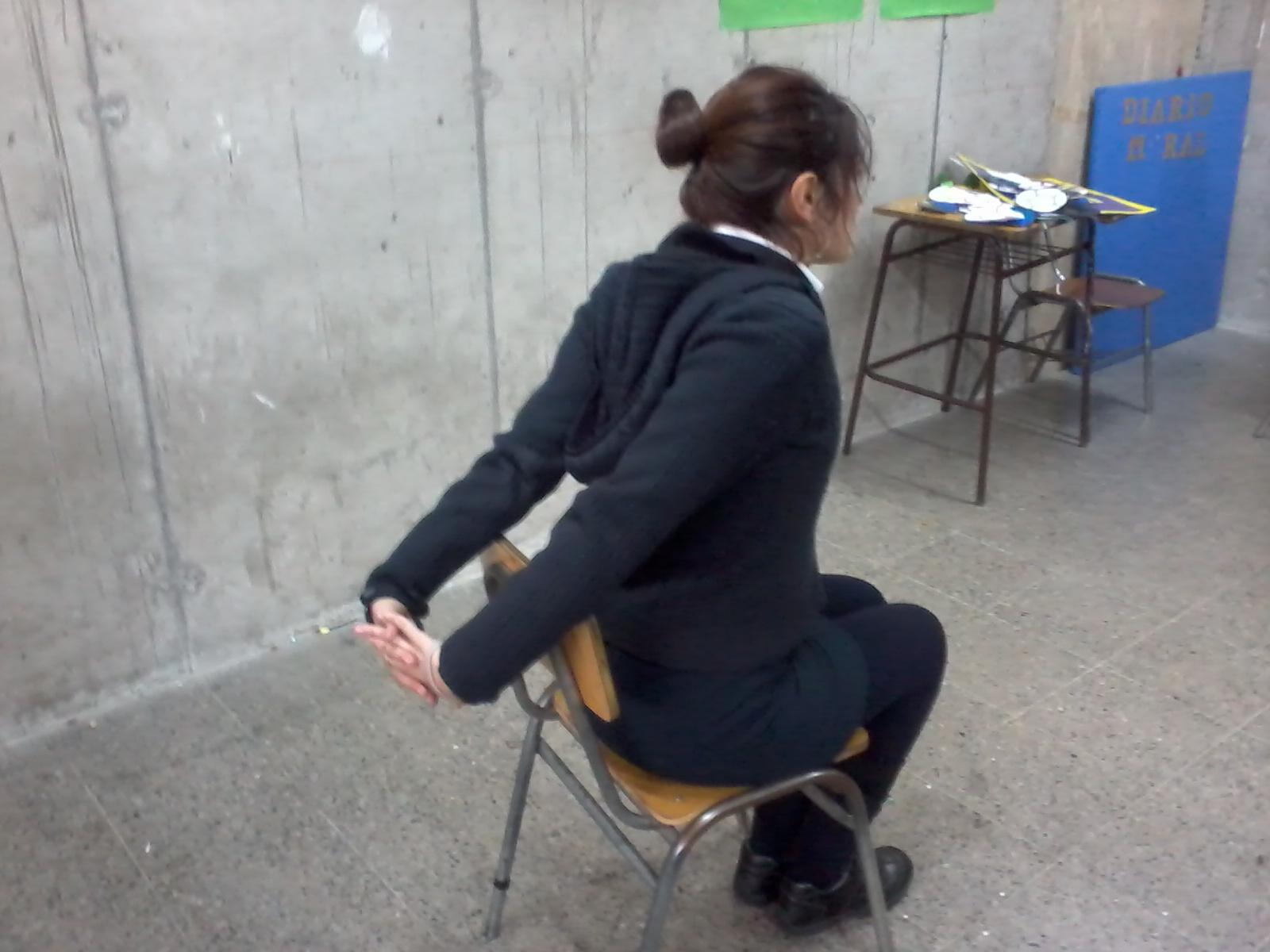 Pausas activas ejercicios para la oficina - Sillas para la espalda ...