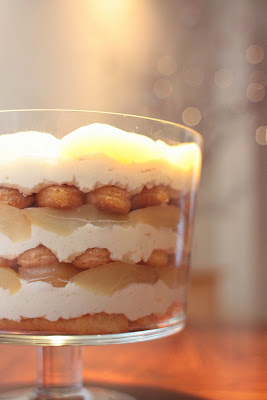 Under the High Chair: White Chocolate Tiramisu Trifle with ...