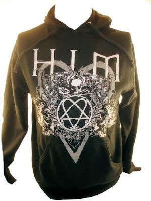 Heartagram hoodie