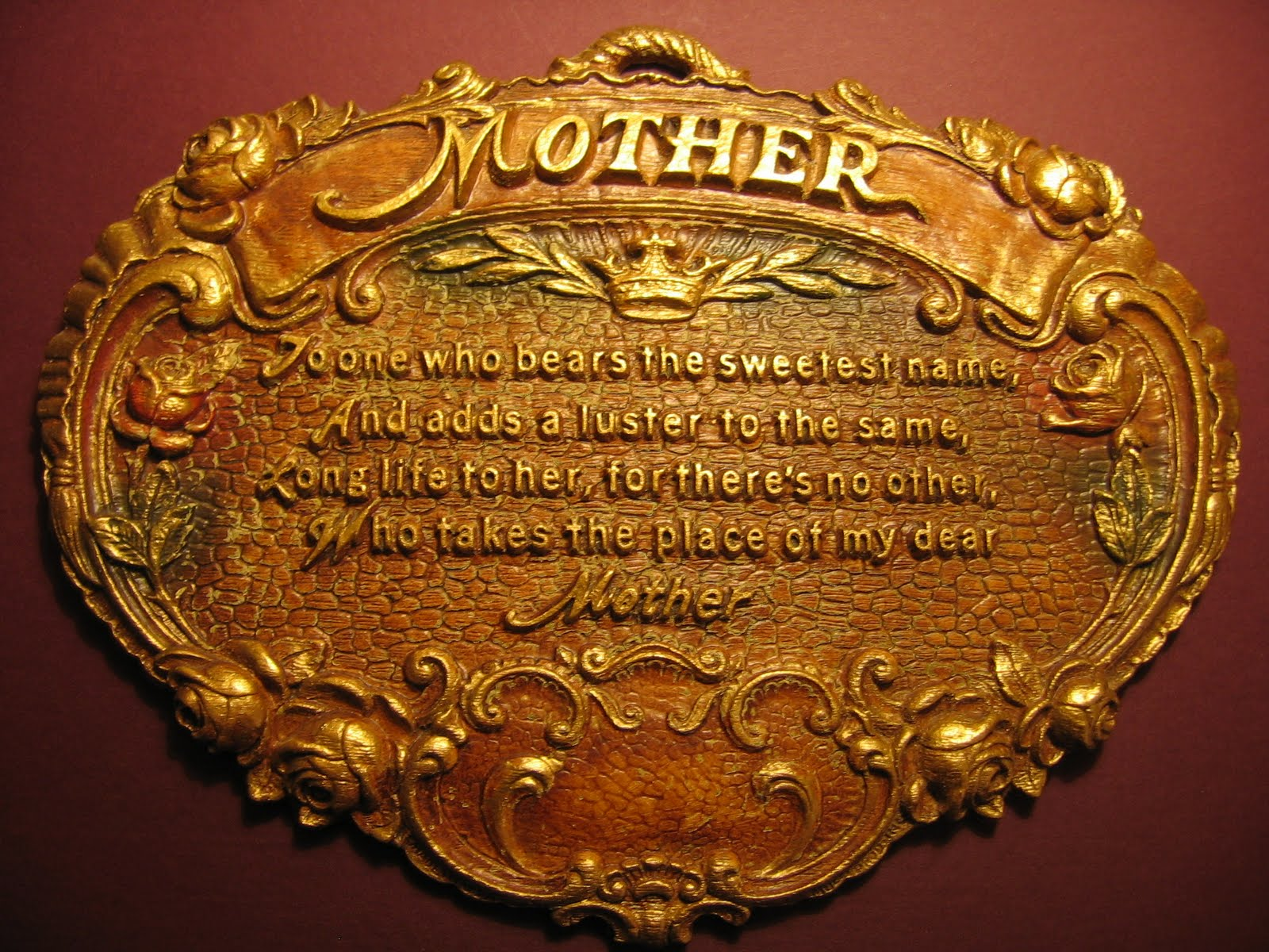 Tribute to Mother