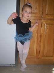 My little ballerina