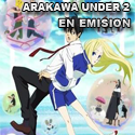 arakawa under the bridge x bridge sub español