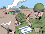 Israel a violência mora aqui