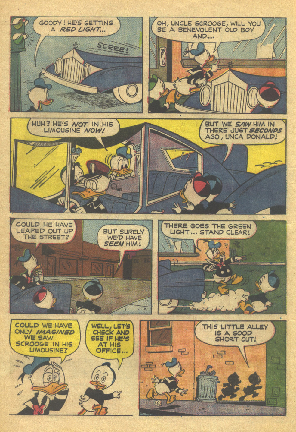 Uncle Scrooge (1953) Issue #77 #77 - English 3