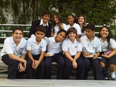 Grupo Olimpiadas Matemática Chacao 2009-2010