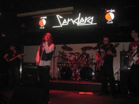 Sala Sendero (Arnedo) 07/03/09