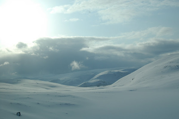ON MY WAY TO NORTH CAPE.......