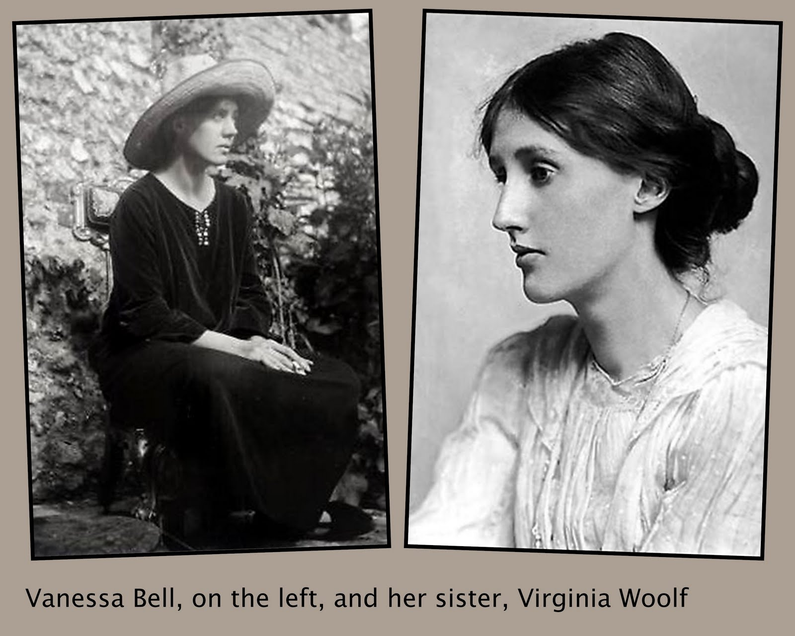 virginia woolf imitation While virginia woolf was writing from the charleston bulletin supplements recently published the bulletin was made in conscious imitation of the hyde.