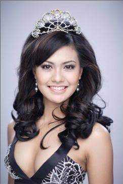 Foto Putri Raemawasti Puteri Indonesia 2007