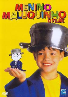 Filme Poster Menino Maluquinho - O Filme DVDRip XviD Nacional