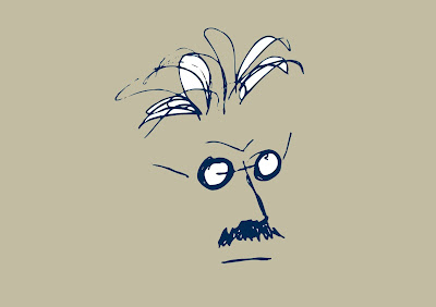 James Joyce illustration