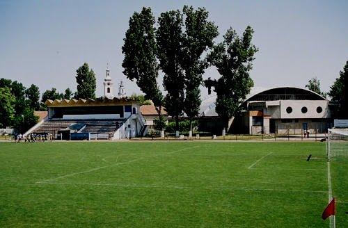 Stadionul Unirea Sannicolau Mare