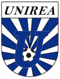 Emblema echipei de fotbal Unirea Sannicolau Mare