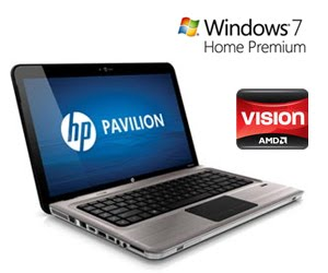 HP PAVILION DV6-3140US AMD PHENOM II TRIPLE-CORE MOBILE PROCESSOR P840