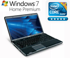 TOSHIBA SATELLITE A665-S6092 INTEL CORE I7-740QM PROCESSOR 1.73 GHZ