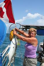 fishing off coast of Cuba