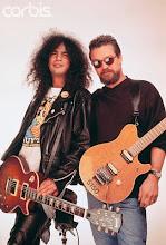 Slash y Eddie
