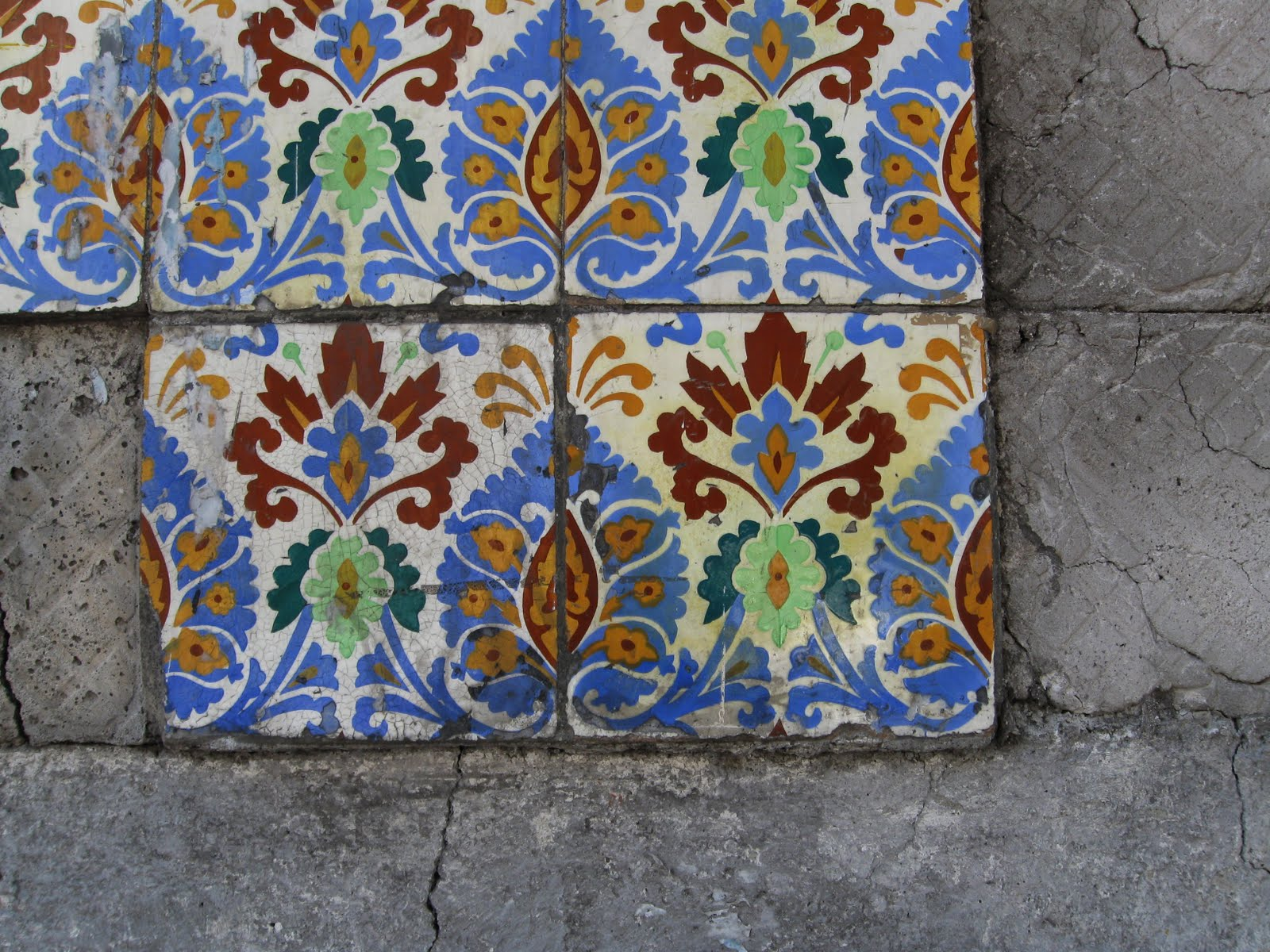 Photo ranch azulejos mexican tiles colonia guerrero for Azulejos mexico