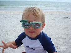 Owen in Sanibel