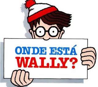 onde esta wally,cade wally,casa de wally,foto wally,encontre wally,foto cade wally,video wally