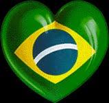 Sou brasileira, com muito orgulho!