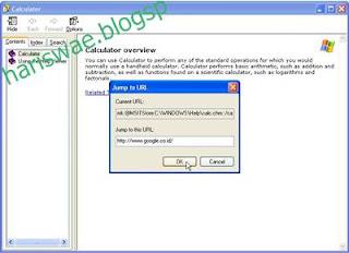 Browsing Internet Lewat Kalkulator 2