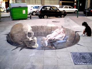 Photo-photo Street Paintings 10