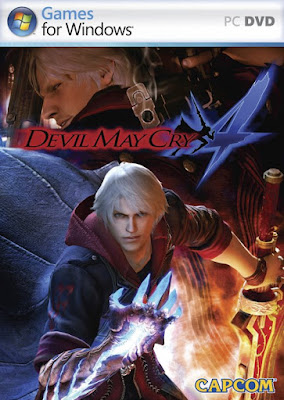 Categoria acao, Capa Download Devil May Cry 4 (PC)