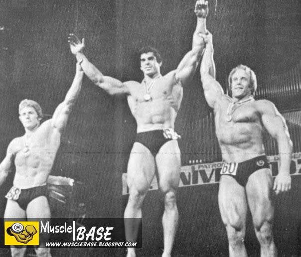 Strengthmaster Author At Vintage Strength Training: Lou Ferrigno - Muscle Base
