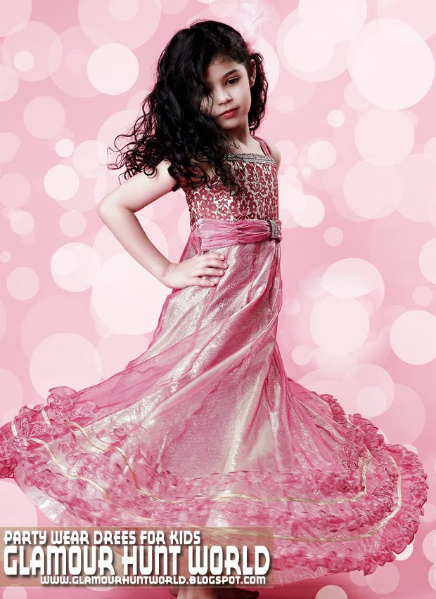 New Fashion Girl: Female Kids Dresses Collection 2010-11 | Party ...