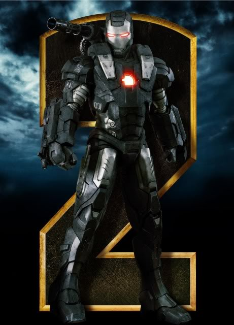 Iron Man 2 Wallpapers For Mobile Phones And Ipods Iron Man 2