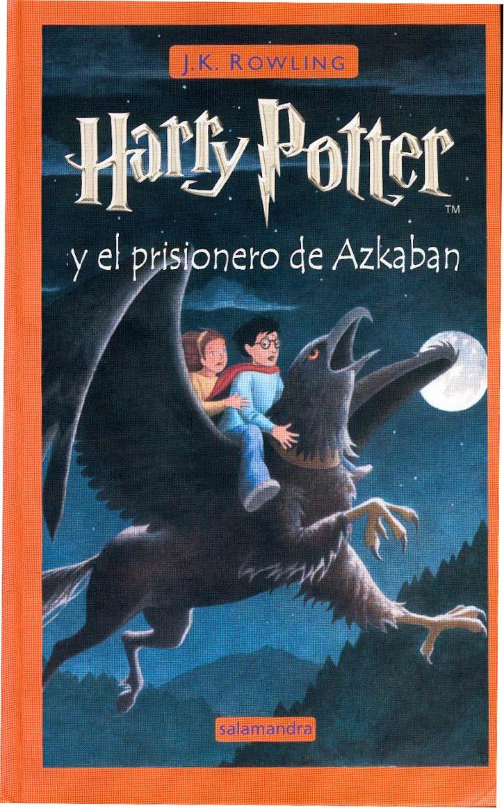 La biblioteca del trol. 3-harry-potter-y-el-prisionero-de-azkaban