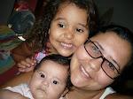 Minhas filhas....  ^^  minha vida