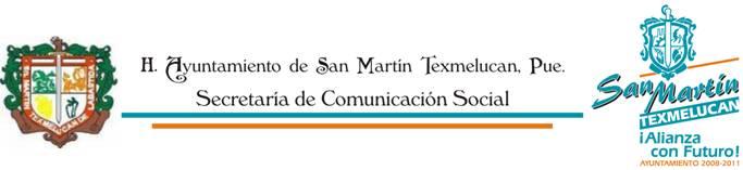 Comunicación Social del Ayuntamiento de Texmelucan