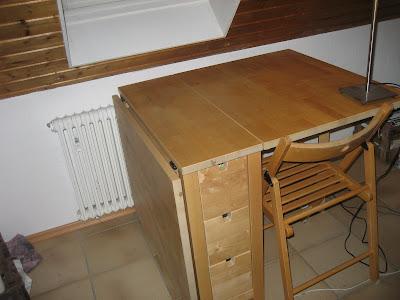 Zu Verkaufen Ikea Norden Folding Table 100 Sold