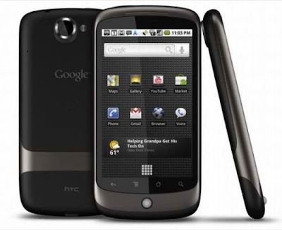 Nexus One buzz