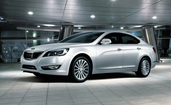 New  2010 Kia Cadenza Spesification