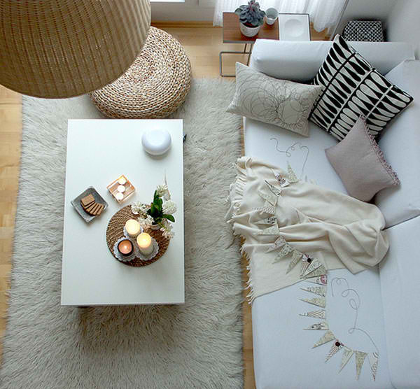 Decorating wonderfull living room